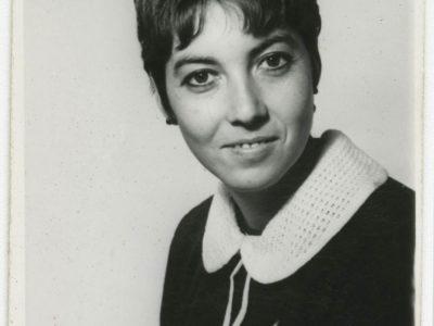 María Cristina Henríquez, integrante Coro UTE.