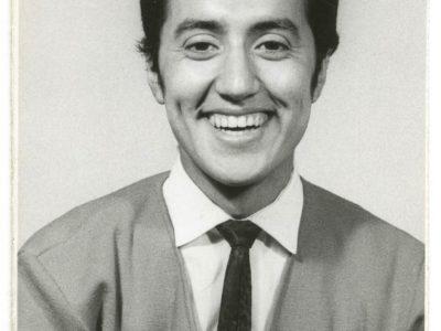 Nelson González, integrante Coro UTE.
