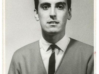 Juan Manuel Muñoz, integrante Coro UTE.