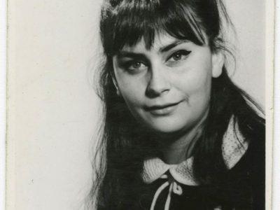 Victoria Barceló, integrante Coro UTE.