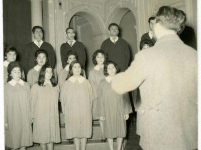 Coro Escuela de Minas de La Serena
