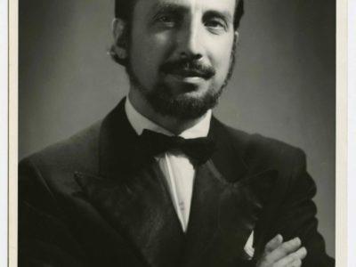 Mario Baeza, director de Coro UTE