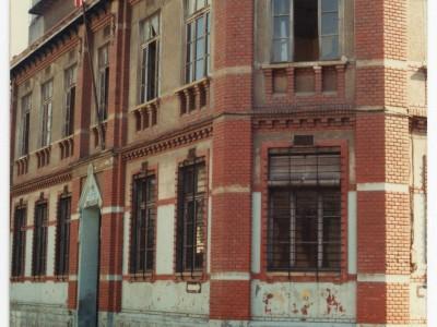 Ex sede de la Escuela de Ingenieros Industriales usada entre 1948 y 1962.