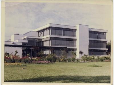 Laboratorio Central de Química, 1965