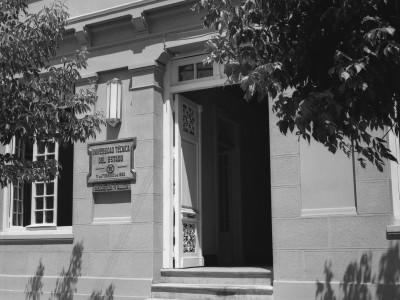 Sede Universitaria de Talca fundada en 1962.