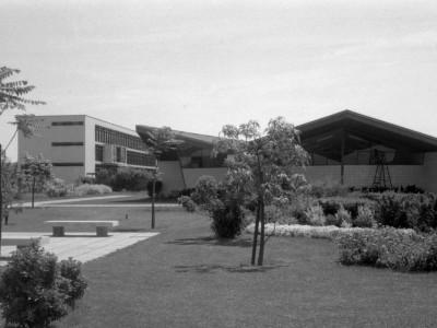 Paraninfo, Unidad Universitaria