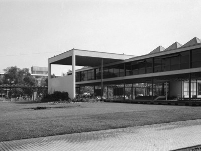 Escuela de Ingenieros Industriales (actual Facultad de Ingeniería), Unidad Universitaria
