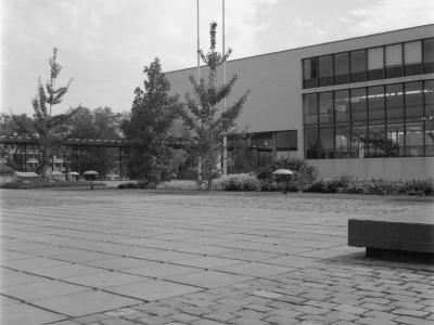 Casa Central, Unidad Universitaria
