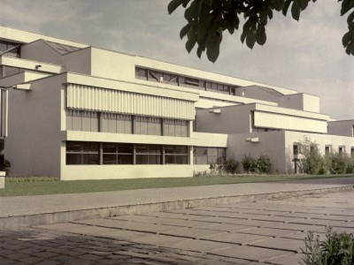 Laboratorio Central de Química, Unidad Universitaria