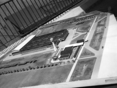 Proyecto del arquitecto Francisco José Izquierdo que compitió con la oficina BVCH