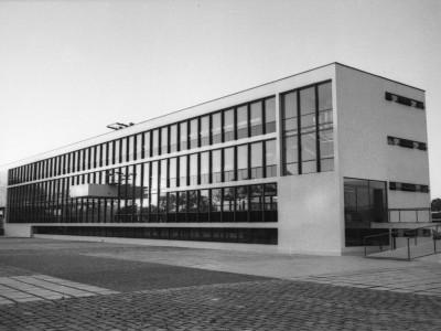 Casa Central de la Universidad Técnica del Estado, 1961