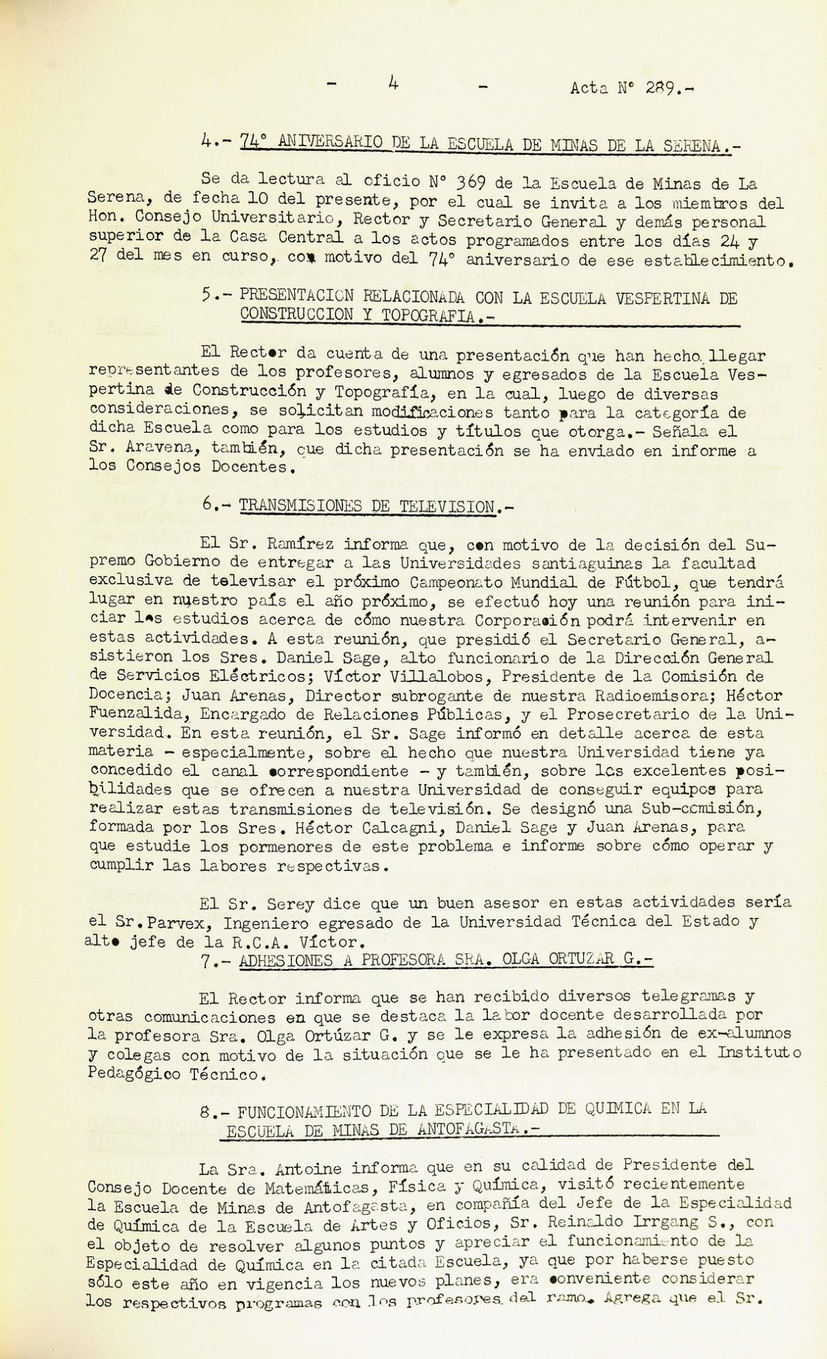 Esta imagen es resguardada por el Archivo Patrimonial de la Universidad de Santiago de Chile. Cualquier consulta acerca de las condiciones de uso y de propiedad, comunicarse a archivopatrimonial@usach.cl