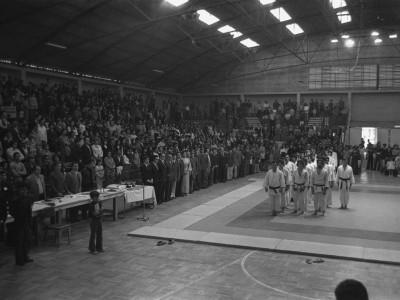 Torneo de Judo, Copa Japón. Fecha desconocida.