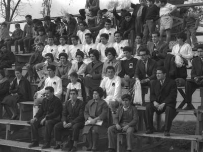 Olimpiadas de funcionarios y funcionarias UTE. 1965.