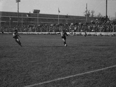 Club de Deportes UTE versus Luis Cruz Martínez. 1966.