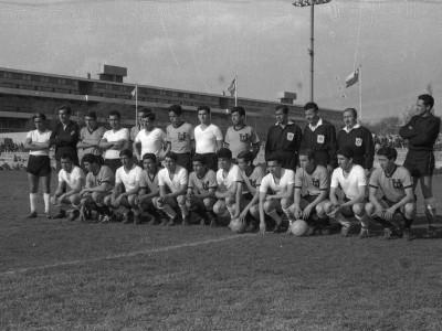 1° Olimpiada Escuela Técnicos Industriales. 1965.