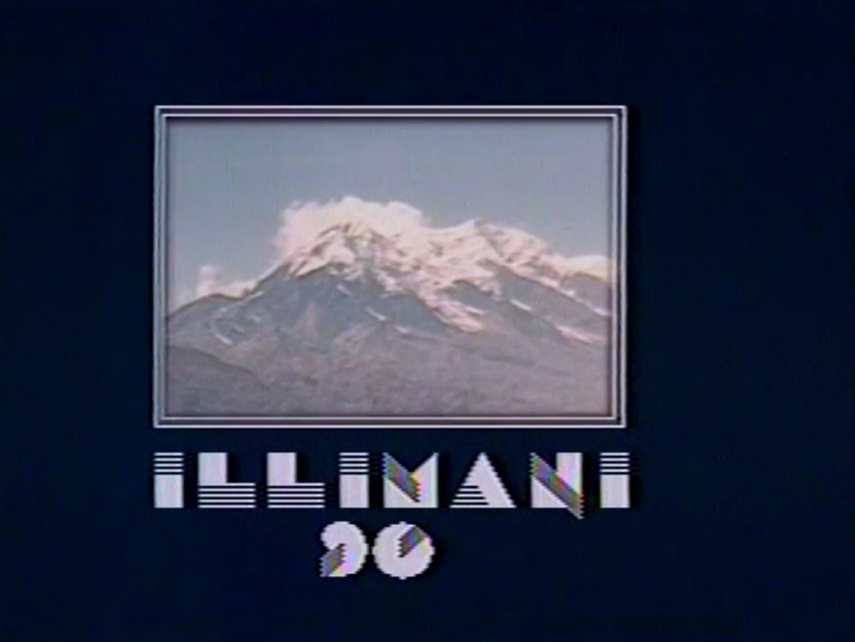 Ascensión Monte Illimani
