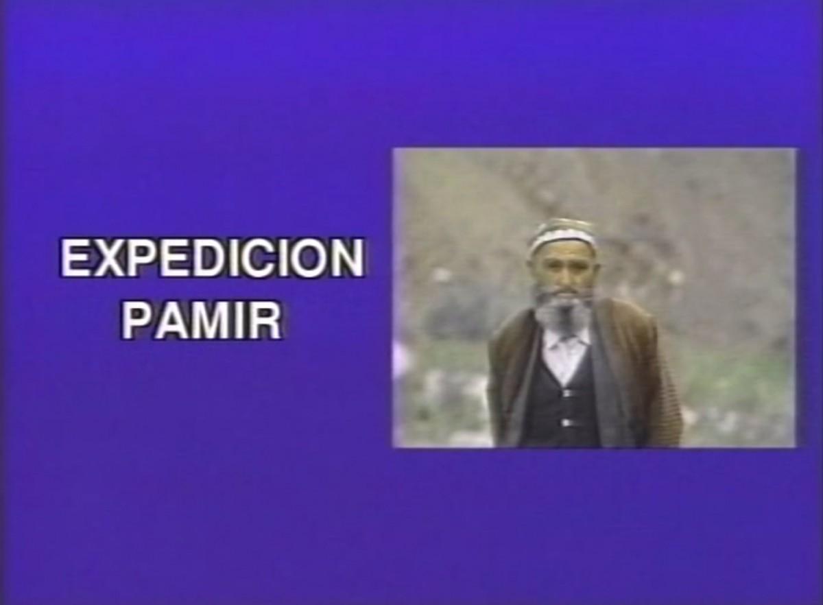Expedición Pamir