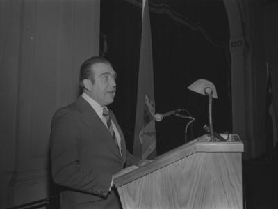 Guillermo Clericus Etchegoyen, Prorrector de la UTE. 1975