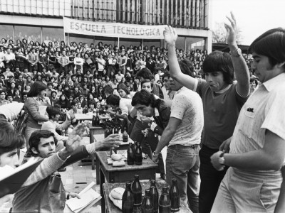 Semana mechona. 1977.