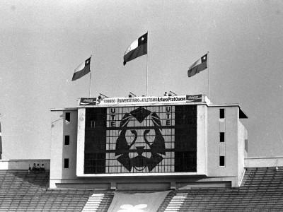 Tercer Torneo Universitario de Atletismo Arturo Prat Chacón. Fecha estimada 1978.