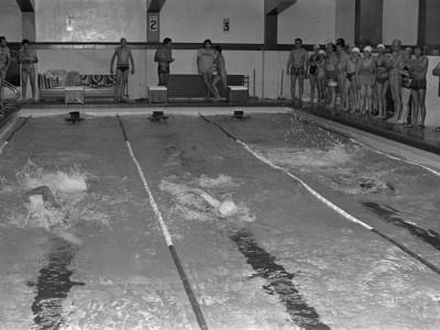 Olimpiada de funcionarios y funcionarias. Fecha estimada 1978.