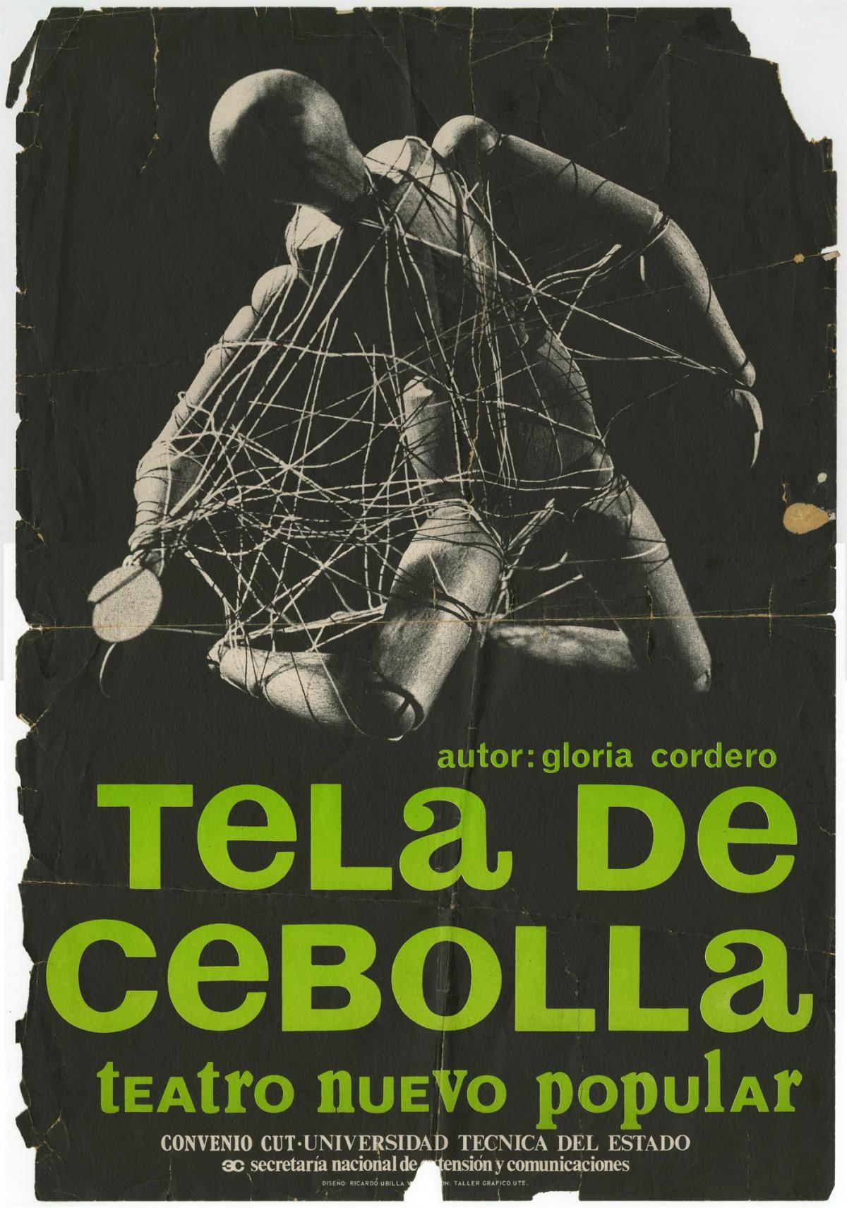 Afiche Tela de Cebolla_001