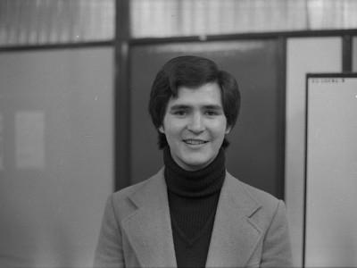 Miguel Sepúlveda, director del BAFUTE. Sin fecha.