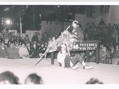 Circo Minero de Copiapó. Sin fecha. (Donación de Tomás Ireland)