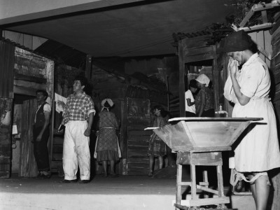 "Obra ""Pan Caliente"", del Teatro Teknos. 1967."