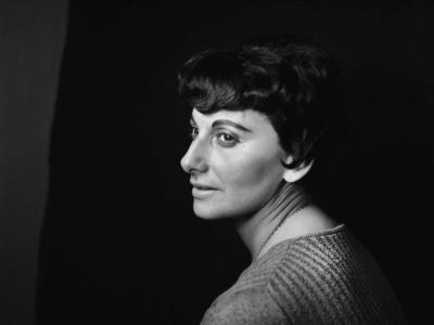Maité Fernández, actriz del Teatro Teknos. 1967.