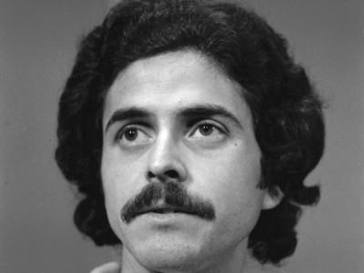Patricio Villanueva, actor del Teatro Teknos. 1975.