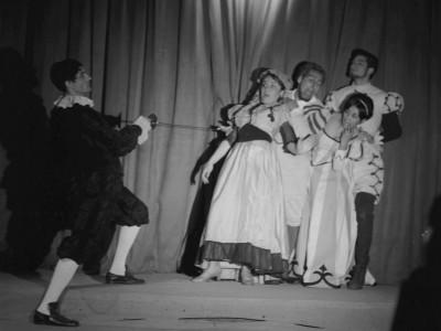 "Obra ""Don Juan"" del Teatro Teknos. Sin fecha."