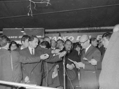 Inauguración Exposición Magallanes, 1967.