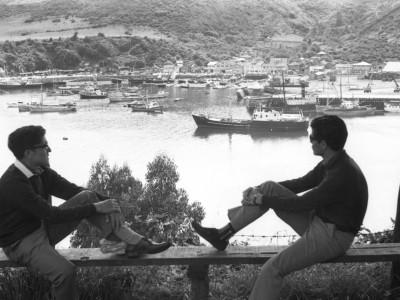 Elías Greibe, viaje a Antofagasta, 1965.