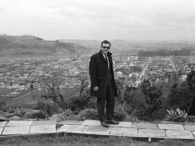 Elías Greibe, viaje a Antofagasta,1965.