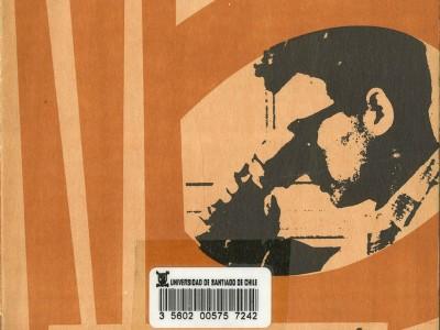 Portada Revista Contribuciones n° 4, Taller Gráfico UTE.