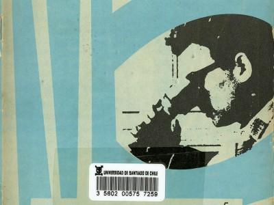 Portada Revista Contribuciones n° 5, Taller Gráfico UTE.
