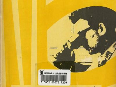 Portada Revista Contribuciones n° 6, Taller Gráfico UTE.
