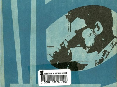 Portada Revista Contribuciones n° 9, Taller Gráfico UTE.