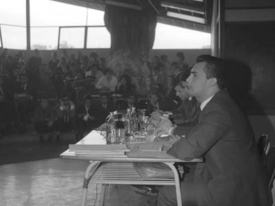 Conferencia de la Federación de Estudiantes de Chile 1966