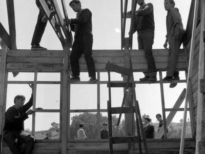 Trabajos voluntarios 1966