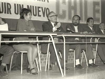 Convenio Chilectra-UTE 1971