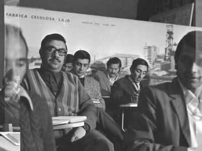 Cursos para trabajadores 1969