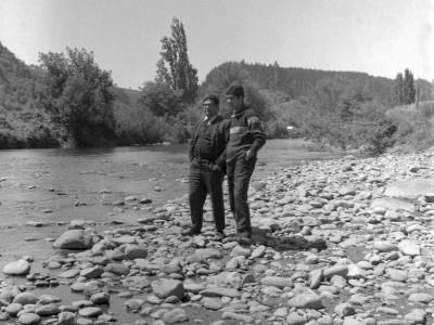 Trabajos Voluntarios en la Provincia de Malleco, 1966.
