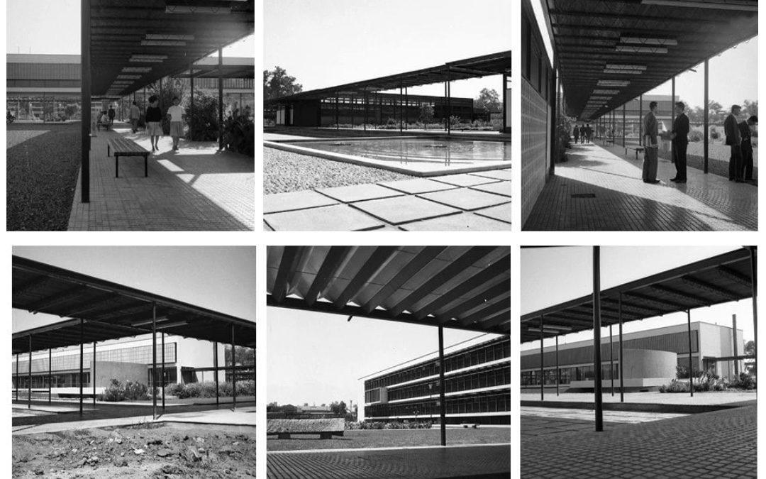 La Universidad a través de la Historia: Patrimonio arquitectónico. Una charla de Catalina Jara