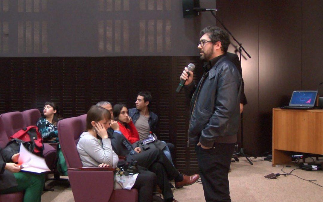 Medios digitales desde el Patrimonio Audiovisual chileno.