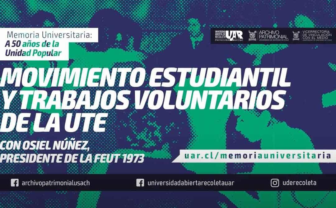Entrevista a Osiel Núñez, presidente de la FEUT 1973